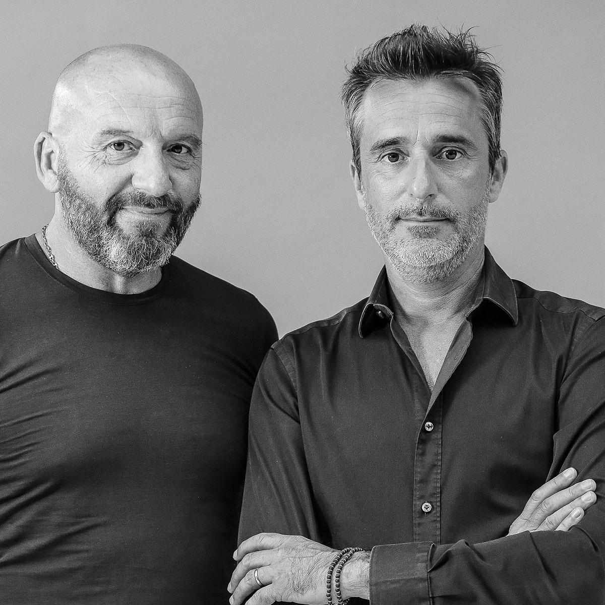 Davide e Gianni Torregiani