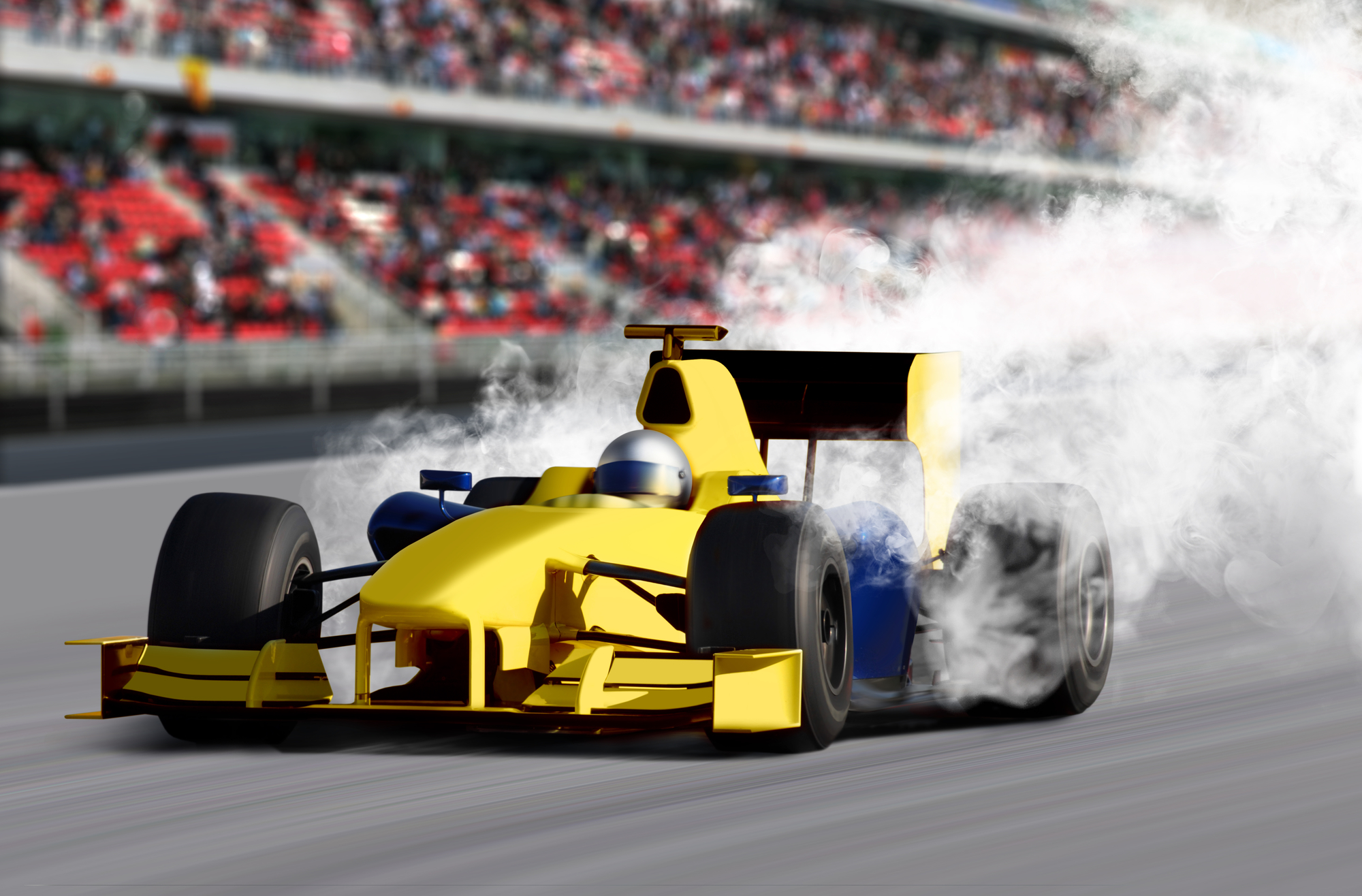 Formula 1, talento e preparazione